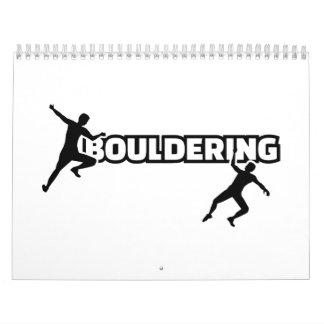 Bouldering Calendar