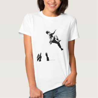 Bouldering Graphic T Shirt