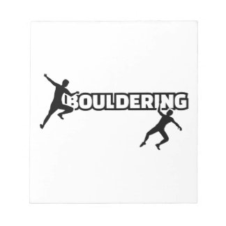 Bouldering Scratch Pads