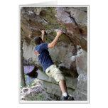 Bouldering Practice Card