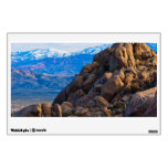 Boulders and Mountains Wall Decals