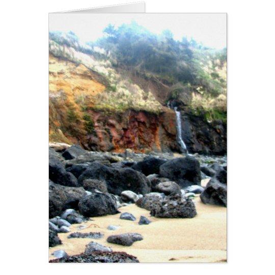 Boulders Card