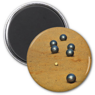 Boule 2 Inch Round Magnet