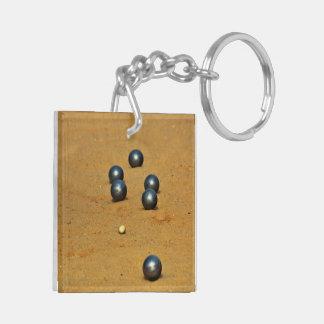 Boule Acrylic Keychains