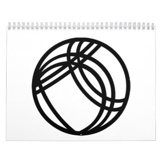 Boule Boccia ball Calendar