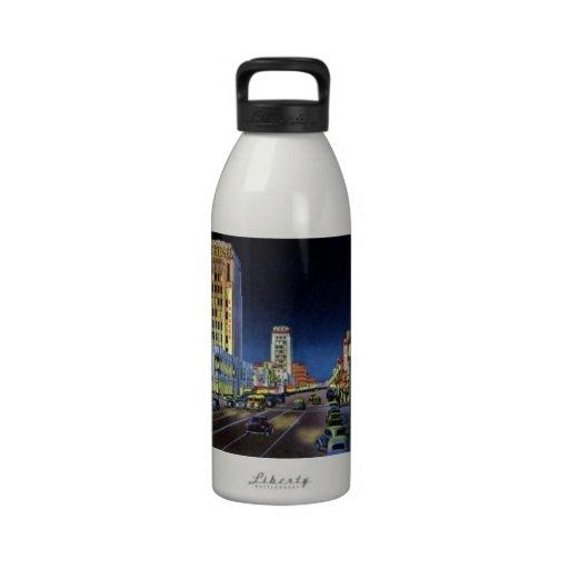 Boule de Wilshire de la milla del milagro de Los Á Botella De Agua