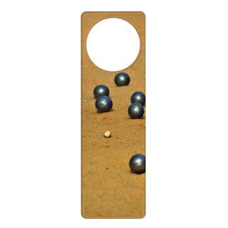 Boule Door Hanger