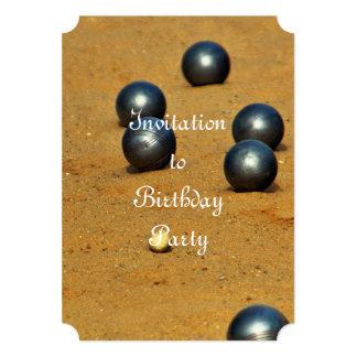 Boule Invitaciones Personalizada