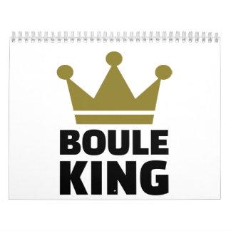 Boule king champion calendar