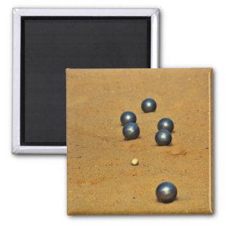 Boule 2 Inch Square Magnet