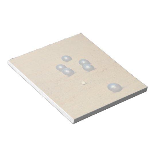 Boule Notepad
