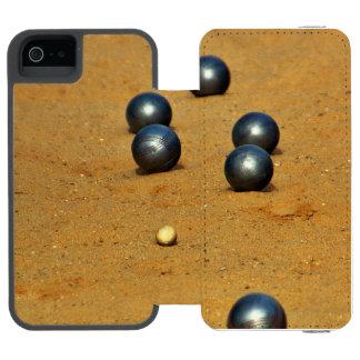 Boule Wallet Case For iPhone SE/5/5s