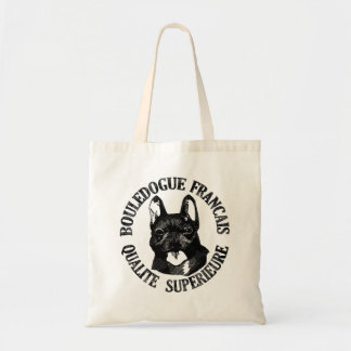 Bouledogue Francais Tote Bag