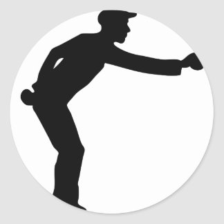 boules games.png classic round sticker
