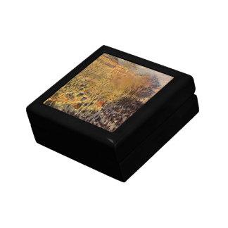 Boulevard des Capucines by Claude Monet, Fine Art Jewelry Box