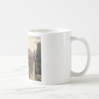 Boulevard des Italiens by Gustave Caillebotte Classic White Coffee Mug