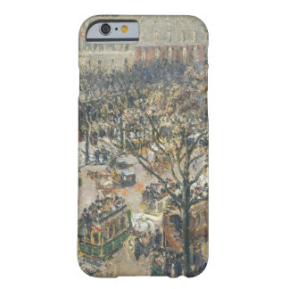 Boulevard des Italiens, Morning, Sunlight, 1897 Barely There iPhone 6 Case