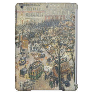 Boulevard des Italiens, Morning, Sunlight, 1897 Cover For iPad Air