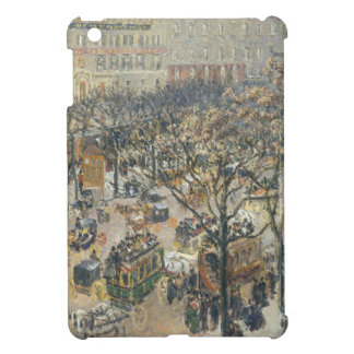 Boulevard des Italiens, Morning, Sunlight, 1897 iPad Mini Covers