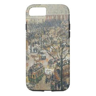 Boulevard des Italiens, Morning, Sunlight, 1897 iPhone 7 Case