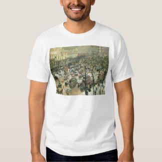 Boulevard des Italiens Morning, Sunlight T-Shirt