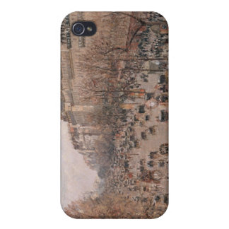 Boulevard Montmartre Case For iPhone 4