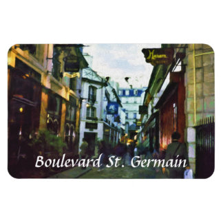 Boulevard St. Germain Magnet