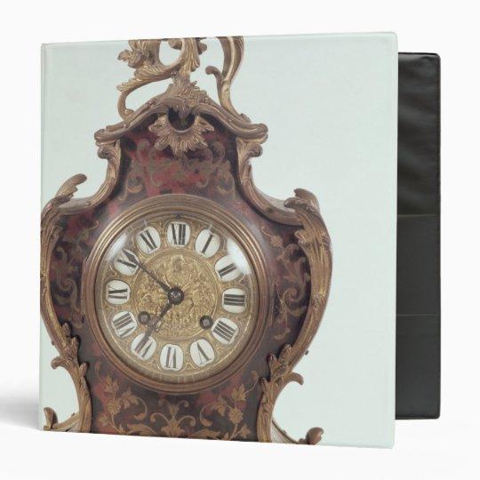 Boulle bracket clock by A.Brocot Delettrez 3 Ring Binder