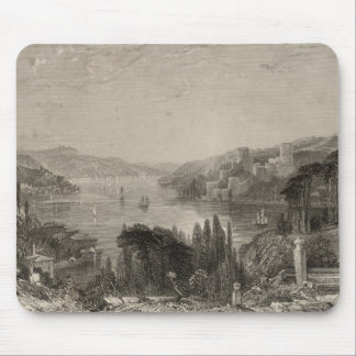 Boumeli Hissar, or the Castle of Europe Mouse Pad