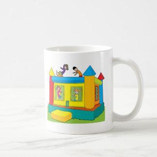 Bounce Castle Kids Classic White Coffee Mug