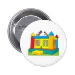 Bounce Castle Kids Pins