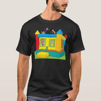 Bounce Castle Kids T-Shirt