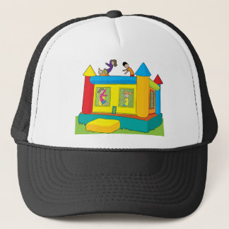 Bounce Castle Kids Trucker Hat