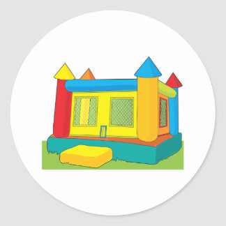 Bounce Castle Stickers