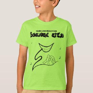 Bounce City Type1 Basic T-Shirt (9 Color)