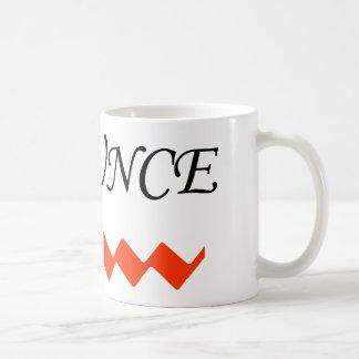 Bounce Classic White Coffee Mug