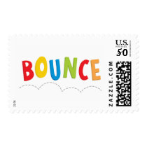 Bounce House Birthday Party Postage