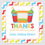 Bounce House Stickers / Bounce House Tags