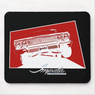 BOUNCE - Impala lowrider Mousepad