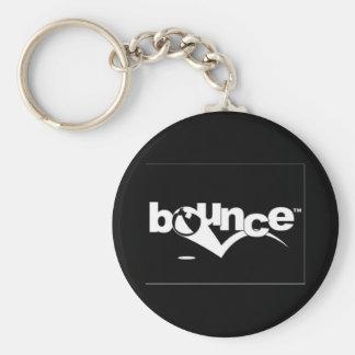 Bounce KeyChain B/W