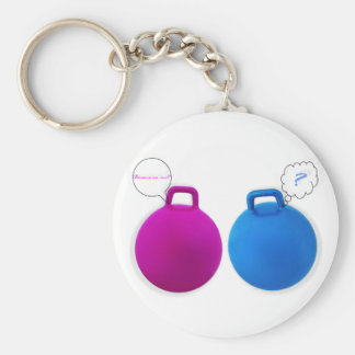 Bounce On Me? Keychain