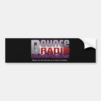 Bounce Radio Bumper Sticker
