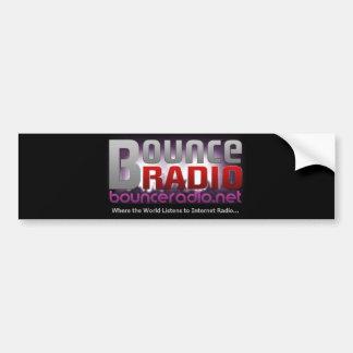 Bounce Radio Bumper Sticker Car Bumper Sticker