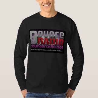 Bounce Radio Men's Long Sleeve T-Shirt