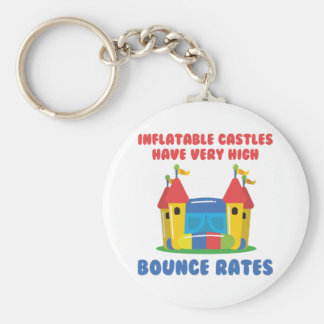 Bounce Rates Keychain