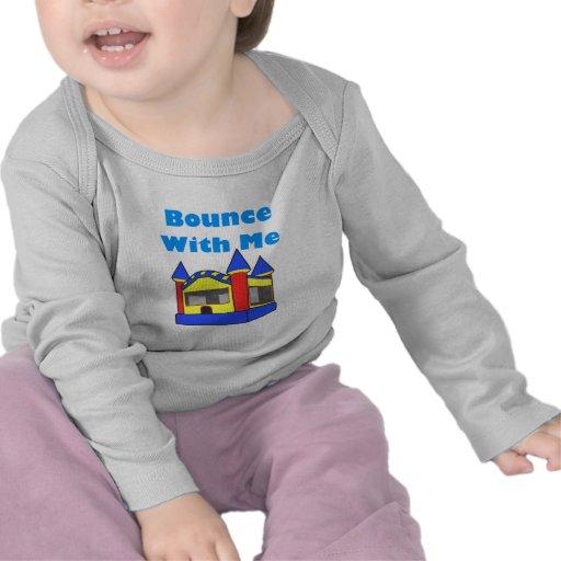 Bounce With Me Moonwalk Tee Shirt