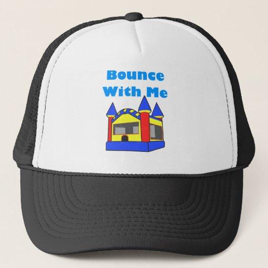 Bounce With Me Moonwalk Trucker Hat