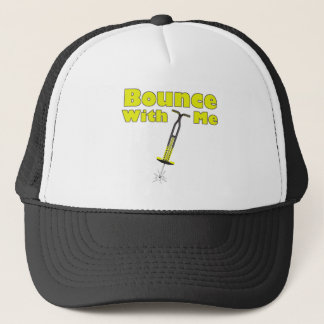Bounce with me trucker hat