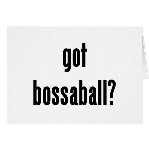 ¿bounceball conseguido? tarjeta de felicitación