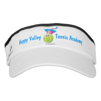 Bouncee™ smiling tennis ball_student of the game visor